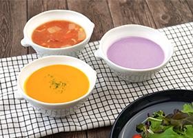 お家で楽しむ食欲の秋 秋のスープセット